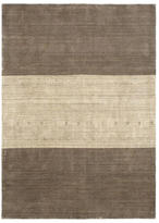 Ecarpetgallery Luribaft Gabbeh Riz Hand-Knotted Wool Tribal Rug