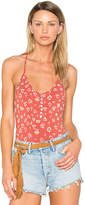 Obey Bella Bodysuit in Red. - size L (also in M)