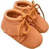 Frontonline Baby Boy Tassel Soft Sole Prewalker Moccasins Shoess 12-18 Month