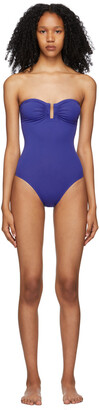 Eres Blue Cassiopee One-Piece Swimsuit