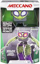 Meccano MEC TEC MicroNoids Programmable Green Robot