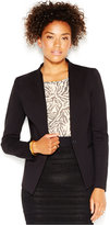 Rachel Roy Collarless Ponte Blazer, Only at Macy's