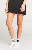 MUMU The Classic Sock ~ Black Stripe