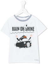 Burberry Rain or Shine T-shirt - kids - Cotton - 6 yrs