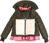 Moncler Les Saisies Nylon Padded Ski Jacket