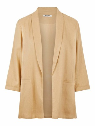 Pieces Women's PCMILRED 3/4 Blazer Casual
