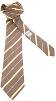 Hermes Vintage striped tie