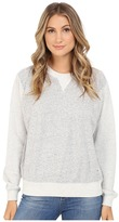 G Star G-Star Sipal Boyfriend Crew Neck Sweater in Premium Sherland Sweat