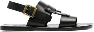 Maison Margiela Tabi gladiator sandals