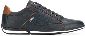 HUGO BOSS Logo Branded Sneakers