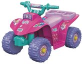 Fisher-Price Power Wheels Shimmer & Shine Lil' Quad Ride-On by