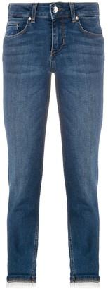 Liu Jo Cropped Slim Jeans