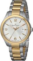 Maurice Lacroix Men's MI1018-PVP13-130 Miros Analog Display Quartz Silver Watch