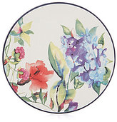 Southern Living Hydrangea Earthenware Salad Plate