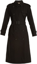 Burberry Westminster double-breasted cotton trench coat