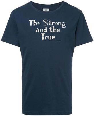 Kent & Curwen graphic T-shirt
