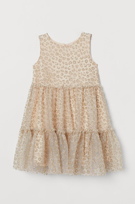 H&M Tulle Dress - Orange