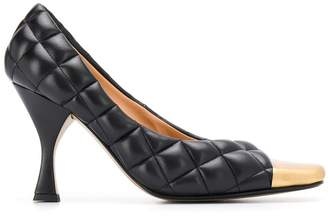 Bottega Veneta Stitched Shoe