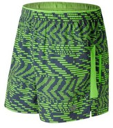 "New Balance Men's MS71225 Impact 5"" Printed Track Short"