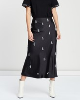 C/Meo Collective Time Flew Beaded Skirt