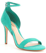 Gianni Bini Shaylah Two Piece Delicate Ankle and Vamp Strap Dress Sandals