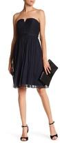 J.Crew J. Crew Nadia Silk Chiffon Dress