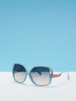 Diane von Furstenberg Jayda Oversized Sunglasses
