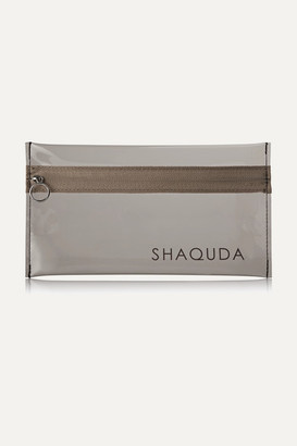 Shaquda Printed Pvc Brush Case