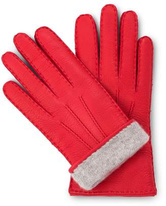 Nordic Moose Moose Leather Gloves - Kiruna