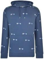 Money Motion Aop Hooded Sweatshirt