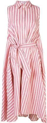 Palmer Harding Palmer / Harding striped shirt dress