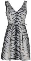 Theia Short dress