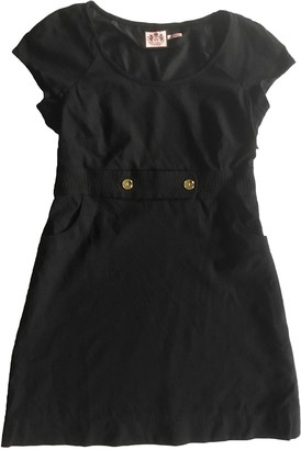 Juicy Couture Black Wool Dress for Women