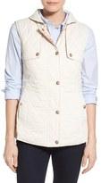 Nanette Lepore Women's Reversible Quilted Vest
