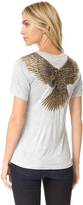 Haute Hippie Eagle Tee