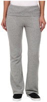 C&C California Loopy French Terry Fold Over Pant