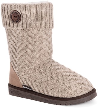 Muk Luks Janet Women's Slipper Boots