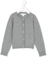 Burberry long-sleeve cardigan - kids - Cotton - 4 yrs