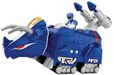 Fisher-Price Imaginext Power Rangers Blue Ranger & Triceratops
