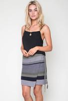 Goddis Zadie Knit Skirt In Dover