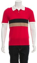 Band Of Outsiders Striped Polo Shirt w/ Tags