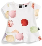 Molo Infant Girl's Ebba Tee