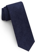 Ted Baker Men's Floral Denim Skinny Tie
