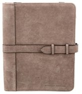 Brunello Cucinelli Leather iPad Case