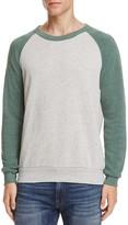 Alternative Color Block Sweatshirt