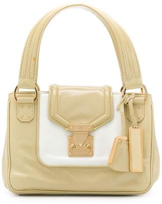 Louis Vuitton 2003's Pre-Owned Panelled Handbag