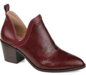 Journee Collection Women's Terri Booties Women's Shoes