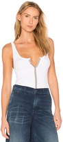Stillwater Snap Front Tank in White. - size L (also in )