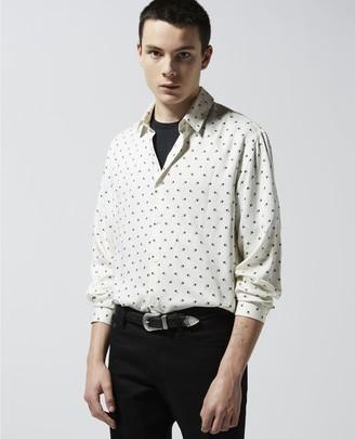 The Kooples Casual printed men's shirt