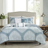 JCPenney Madison Park Sadie 6-pc. Quilted Coverlet Set